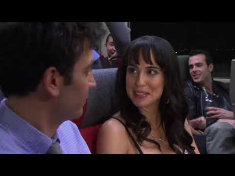 How I Met Your Mother – The Drunk Train clip3