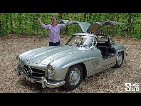"Meet ""My"" Mercedes 300SL Gullwing! | MILLE MIGLIA"