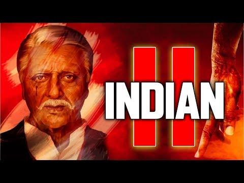 Exciting BIG Update on INDIAN 2   Kamal Haasan   Shankar
