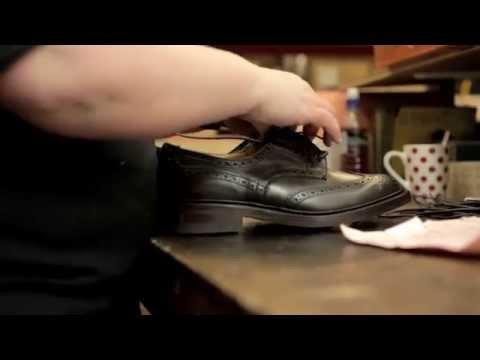Highsnobiety TV | Tricker's Factory Tour - Part 2