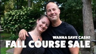 Announcing our Fall 2019 RV Trip Planning Course Sale