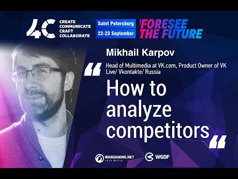 Movement to business goals: Data, Team, Users / Mikhail Karpov, Head of Multimedia Vkontakte
