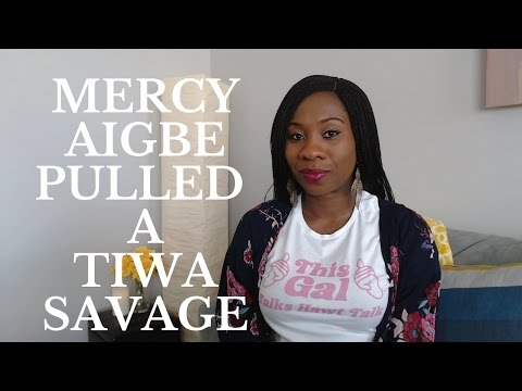 Mercy Aigbe's Interview, Tonto Dikeh and Her Nanny, Macron + More