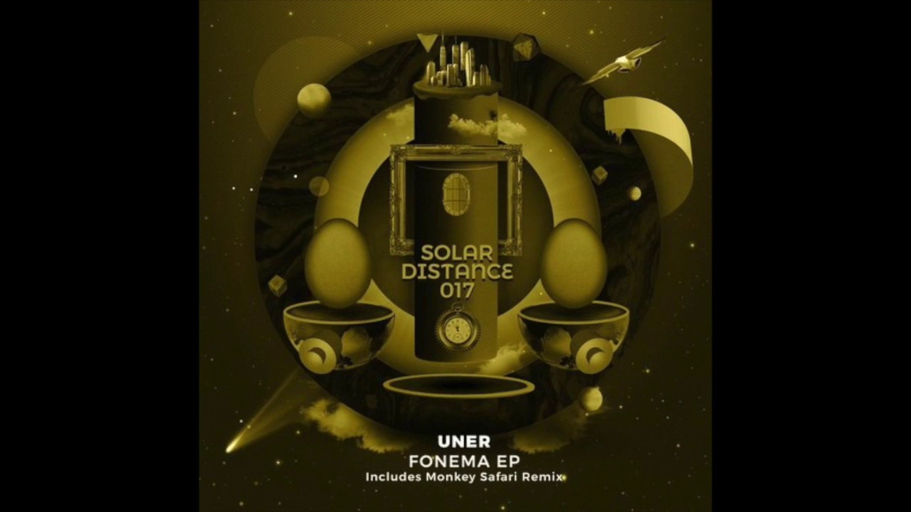 Download PREMIERE: Uner -  Skylon [Solar Distance]