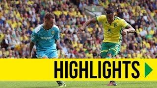 HIGHLIGHTS: Norwich City 3-1 Burton Albion