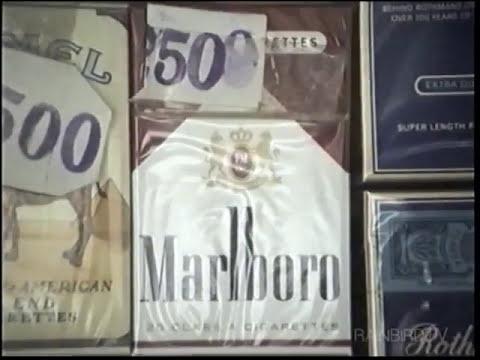 Харьков. Сигаретные лотки, сигаретные киоски, 1993