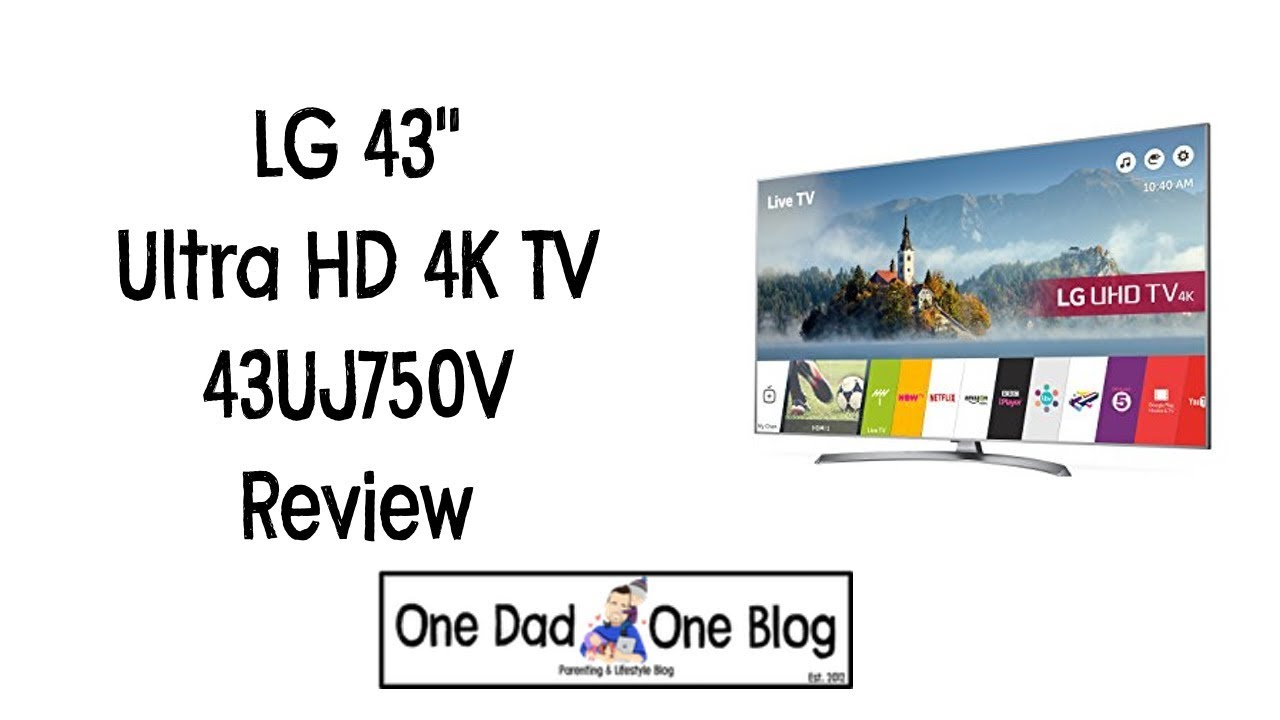 Lg 43 Ultra Hd 4k Tv Review 43uj750v Youtube