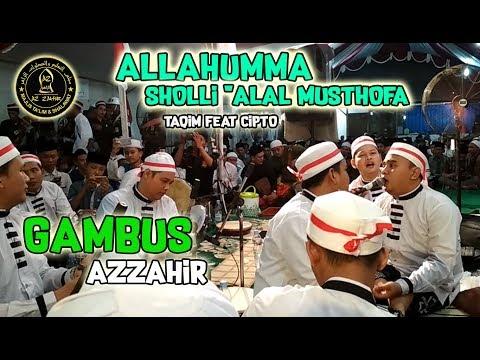 Azzahir Gambusan Allahumma Sholli Alal Musthofa Taqim Feat Cipto Azzahir Live Mranggen Demak