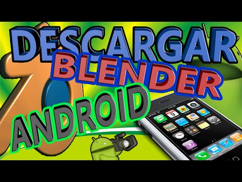 blender en español descargar gratis