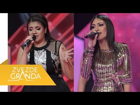 Lidija Jankovic i Sanela Markovic - Splet pesama - (live) - ZG 2 krug 17/18 - 11.03.18. EM 23