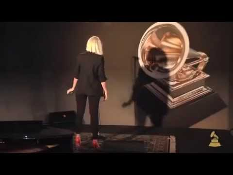Sia - Big Girls Cry LIVE at The Recording Academy (GRAMMY)