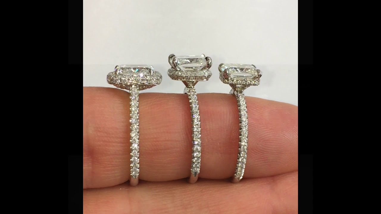 Comparing Hidden Halo Vs Halo And Solitaire Engagement