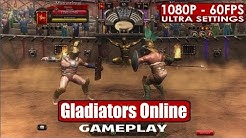 Gladiators Online: Death Before Dishonor gameplay PC HD [1080p/60fps] - Free Game