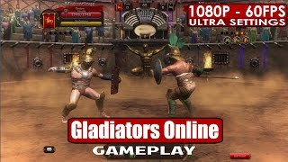 gladiators Online: Death Before Dishonor gameplay PC HD 1080p/60fps - Free Game