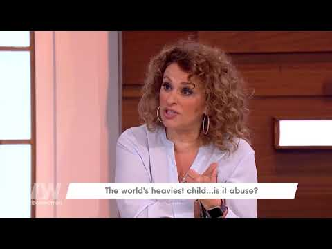 Nadia Is Outraged by the World's Heaviest Child | Loose Women