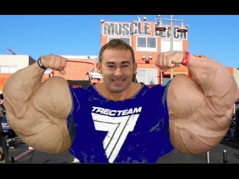 TOP 5 Monster Bodybuilders That Took Bodybuilding Too Far