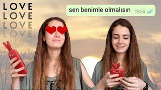 İLAN-I AŞK ETTİM(ŞARKI SÖZLERİYLE ŞAKA)/10.000 ABONEYE ÖZEL VİDEO