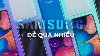 Samsung đang làm cái gì vậy?
