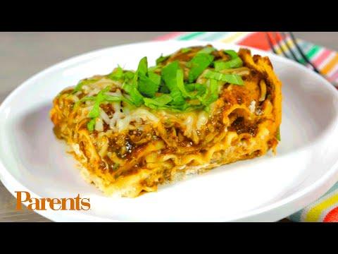 Ricotta & Spinach Lasagna Slow Cooker Recipe | Parents