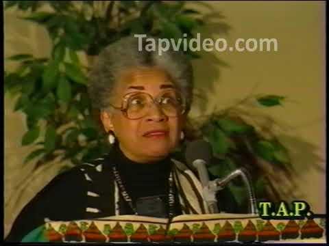 Dr  Barbara Sizemore Black People Still Don't Get It