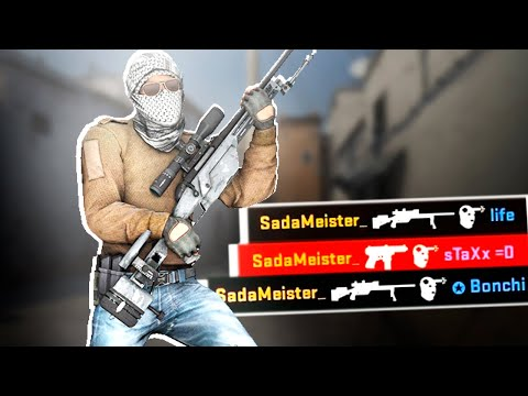 """¿ES HACKER?! 💀 😂"" Counter Strike: Global Offensive #286 -sTaXx"