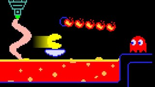 Pac Man Deadly Trap Madness!!