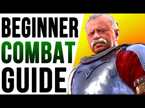 Kingdom Come Deliverance COMBAT Guide (Tutorial On How To Win)