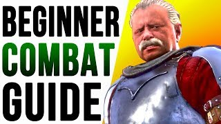 kingdom come deliverance combat guide tutorial on how to win