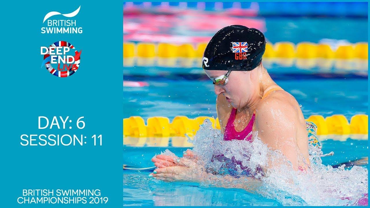 Somerset ASA - The British Swimming Championships 2019 Day 6