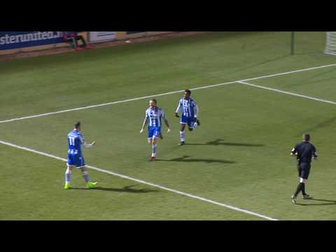 HIGHLIGHTS | Colchester United 2-3 Crawley Town