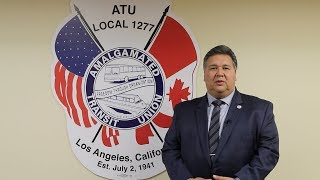 A message for our ATU Local 1277 Members regarding the ongoing Janu...