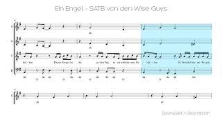 🎶 Ein Engel - SATB Von Den Wise Guys 🎸🎸