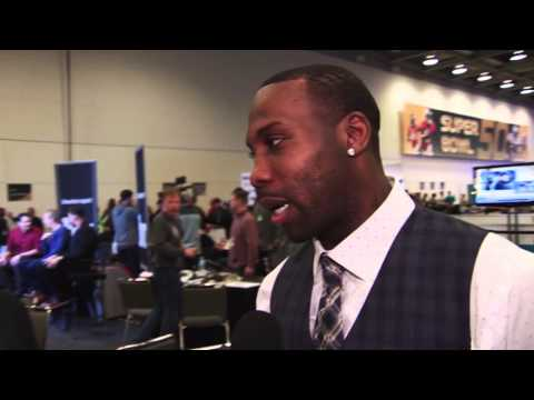 Anquan Boldin Discusses Being WPMOY Award Finalist at Super  Bowl 50