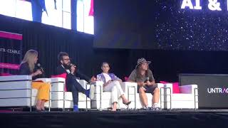 Futurist Conference Panel Discussion: The Future of AI & Blockchain