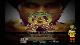 CHRONIXX  - ALPHA AND OMEGA (RAW) - INNA RUB A DUB STYLE RIDDIM - JULY 2013