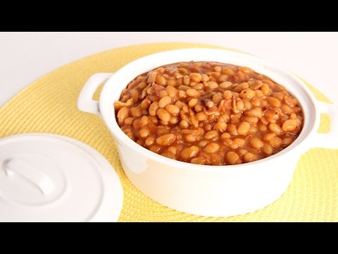 Easy BBQ Baked Beans Recipe - Laura Vitale - Laura in the Kitchen Episode 960