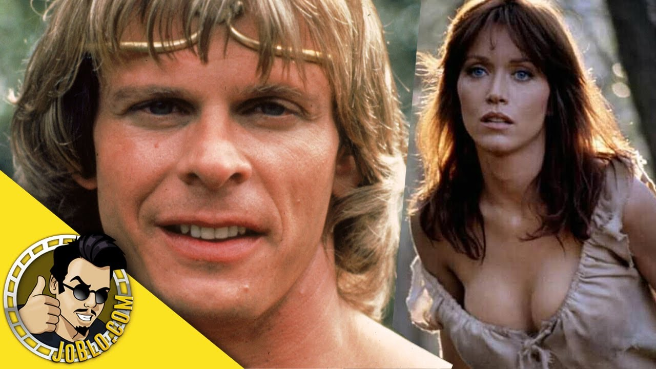 Download THE BEASTMASTER (1982) + Marc Singer Interview: Fantasizing About Fantasy Films (Tanya Roberts)