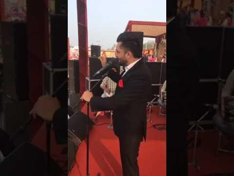 Sharry Mann Live at Moga in Wedding