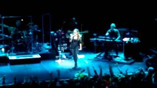 Anastacia live @ Paradiso : Back in Black