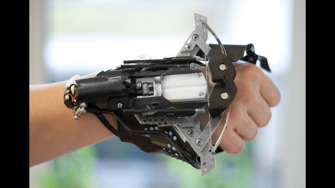 This Man Is Making The Guns Of The Future In His Apartment