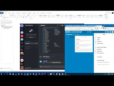 Adding Trello Integration to a Discord Server and Syncing your Board