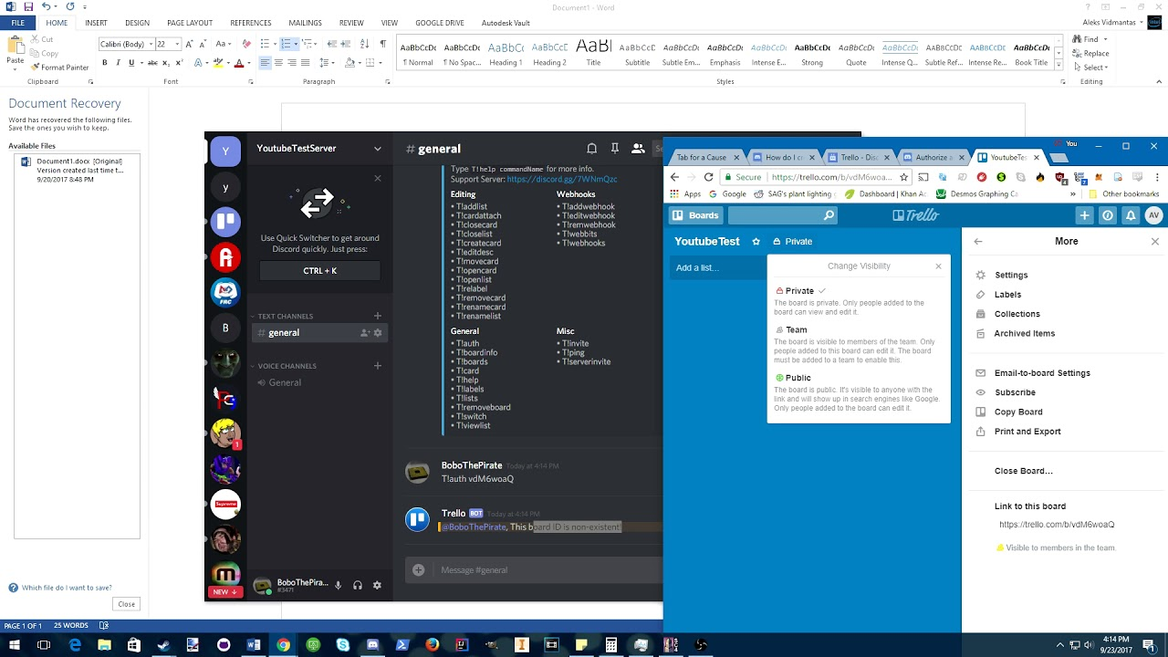 how to add discord server