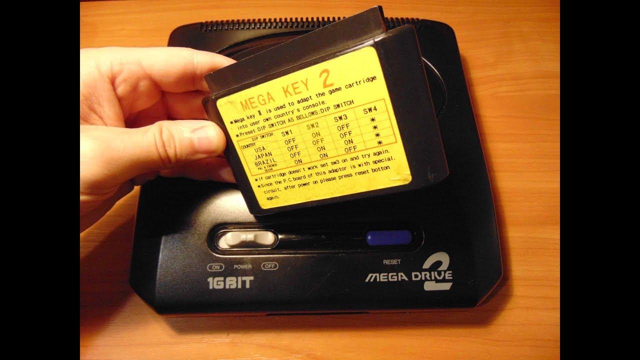 MegaKey 2 (SEGA Mega Drive) Нужен ли он?