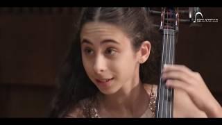 Haydn / Piano trio no. 39 Gypsy / Goldman Programme / Jerusalem Music Centre