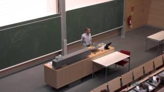Geldschöpfung; Wachstum; Spekulation (Mathias Binswanger) [Ringvorlesung Geld- und Finanzsystem #4]