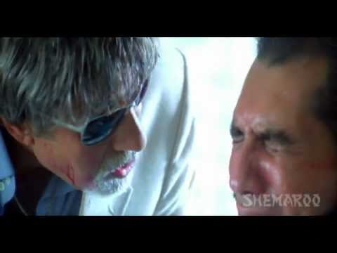 Ek Ajnabee  Amitabh Bachchan  Colonel's Bloody Interrogation Technique  Best Hindi Action