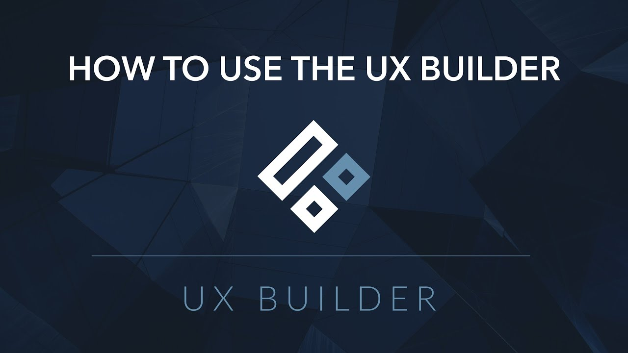 UX Builder - Flatsome