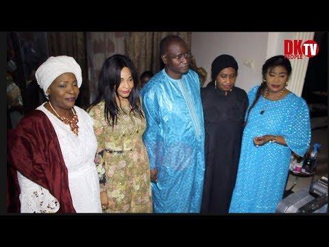 Anniversaire Surprise de  Fatou Guewel
