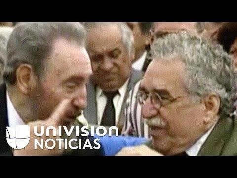 Fidel Castro y Gabriel García Márquez, una amistad literaria