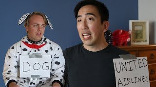 How United Airlines Transports Your Dog (feat. Gus Johnson)